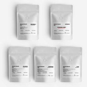 filtre kahve 5li tadım seti